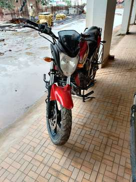 Good Condition, Barely Used, no accident, neat and clean bike
