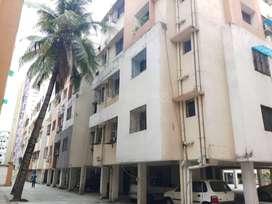 3 BHK Flat for rent with car parking at kabardanga
