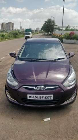 Hyundai Verna VTVT 1.6 E, 2012, Petrol