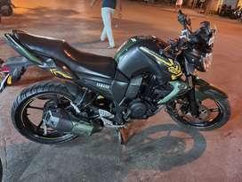 Yamaha FZ.S 2014 madel 23000 kmeter
