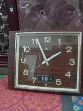 Antique home Decoration vintage citizen wall clock