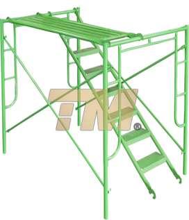 Menyewakan Scaffolding untuk Konstruksi