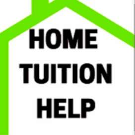 I am a home tutor for all subject especially maths science and english
