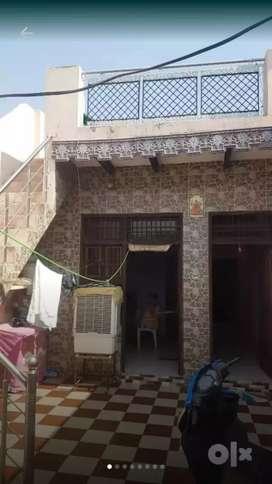 105 Gaj m h bhai 2 bedroom h 1 bathroom 1 kitchen 1 storeroom h