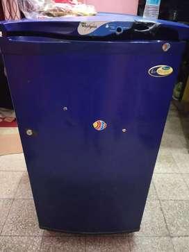 Whirlpool 190ltr fridge in working best condition