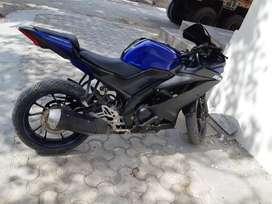 R15 v3 blue color