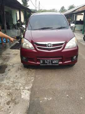 Toyota Avanza Type G manual mulus skl th 2010