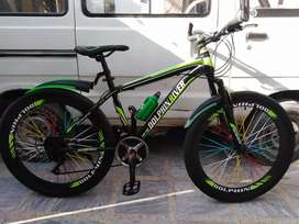 Dolphin River MTB 26inch Latest Model in Excellent condition