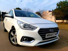 Hyundai Verna, 2017, Diesel