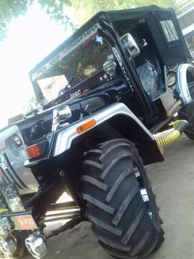 Modified Jeeps OM MOTORS