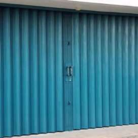 Tukang rolling door folding gate termurah