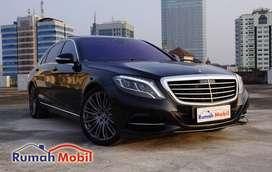 Mercy S500 L AT 2013 Black Saphire Full Specs Full ORI