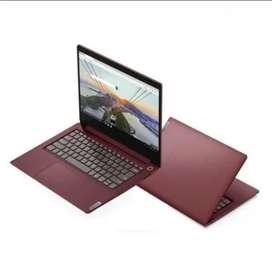 Laptop LENOVO IP3 COLERON N4020 4GB SSD Promo Kredit Free admin 0%