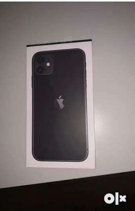 Iphone 11 black colour