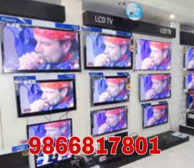 New led 4k smart get 1led any size and take free HD Tatasky connection