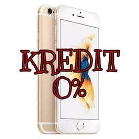 Kredit Iphone 6S + Bisa 0% Tanpa Kartu Kredit