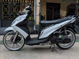 Suzuki SKYDRIVE 2010 simpanan