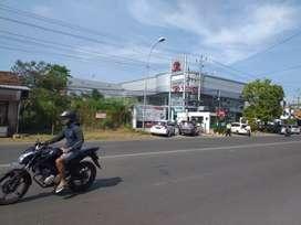 Tanah Strategis Sebelah Showroom Toyota Kudus