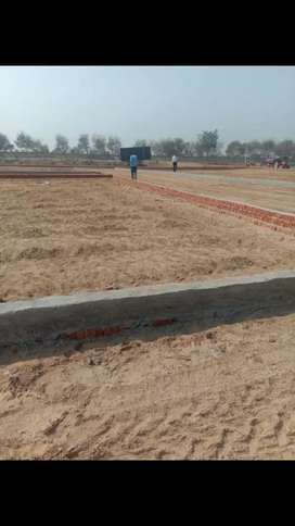 Only 12lac m 100gaj Ka plot. Near Noida international airport.