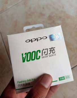 KABEL DATA OPPO VOOC FAST CHARGING/ORIGINAL USB CABLE CHARGE