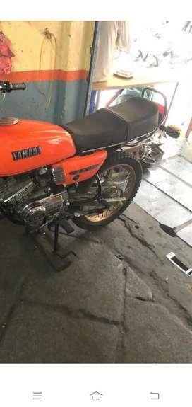 Yamàha rx 135