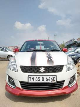 Maruti Suzuki Swift Windsong Limited edition VXI, 2015, Petrol