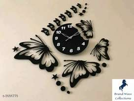 Trendy Designer Wall Clocks(Free delivery)