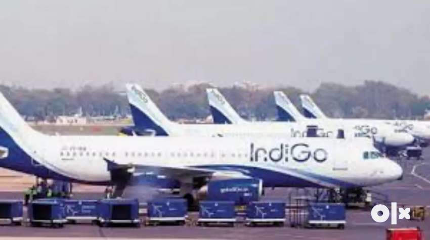 New Hiring for ground staff at nearest airport 0