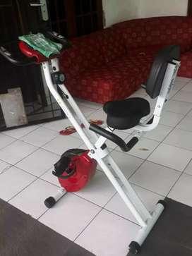920 bike fitnes seri terbaru excider sandaran