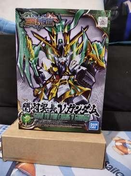 BANDAI GUNDAM SD Guan Yu Yun Chang V Gundam