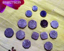Old coins at ₹40000