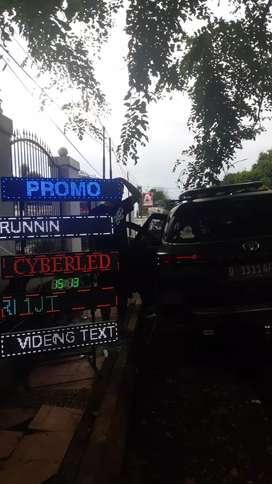 RUNNINGTEXT  BANDUNG 14 neon box murah