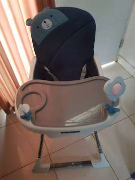 High Chair Baby Babydoes Ultimo