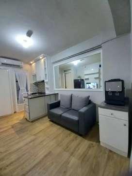 Disewakan apartemen kalibata city 2BR furnish baru