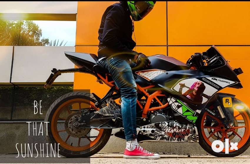 KTM RC 390 very well maintained 0