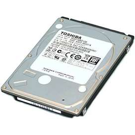 Toshiba 320GB Hard Drive full ok health for laptop