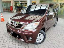 Dp19.5 Toyota Avanza G 2011 PlatH Istimewa Merah Marun Top