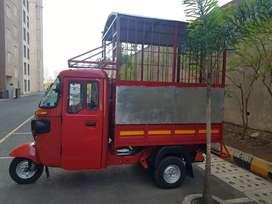 Tempo driver for 3 wheeler