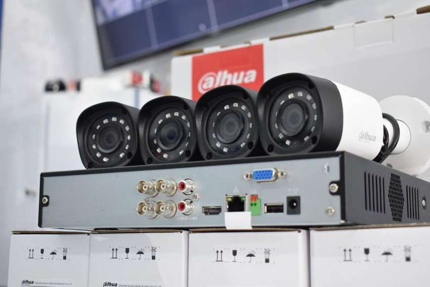 High definition CCTV system | Including Installation 0