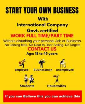 Exclusive extra earning opportunity