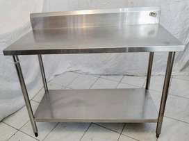 Work table / Meja stainless