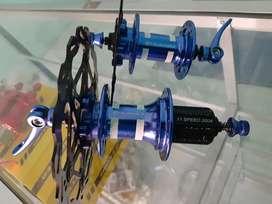 HFH strummer 009 + Rotor Xlr8