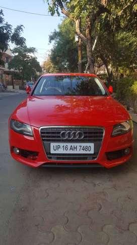 Brand : AUDI A4,  MODEL : 2.0 TDI, Fuel : Diesel, Year : 2012