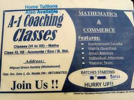 Home tuition fees Rs 500 to 700 per hr