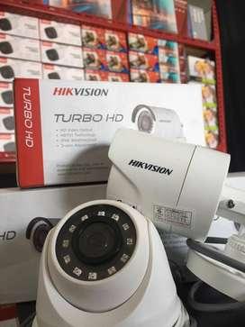 SPESIAL PRICE! CCTV HIKVISION 2MP SPEK KOMPLIT TERIMA BERES!