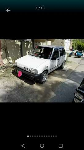 Suzuki mehran excilent condition