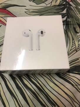 Airpod2nd Gen SEALED AND UNBOXED WITH BILL