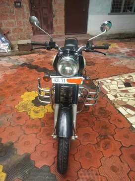 Royal Enfield classic  350 single owner
