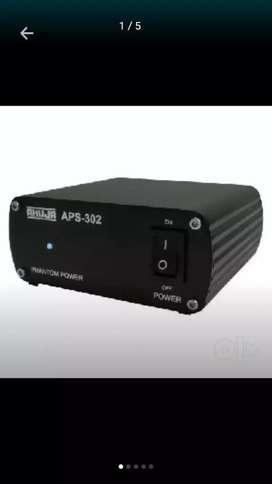 Ahuja APS-302 48 Phantom power supply