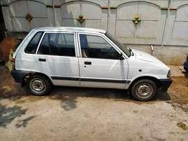Maruti Suzuki 800 1998 CNG & Hybrids 85000 Km Driven